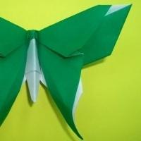 Framed Origami Basketball Tar Heels