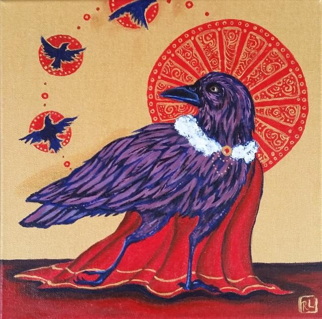 Regal Crow