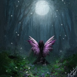 Fairy by Moonlight