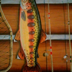 Golden trout memories