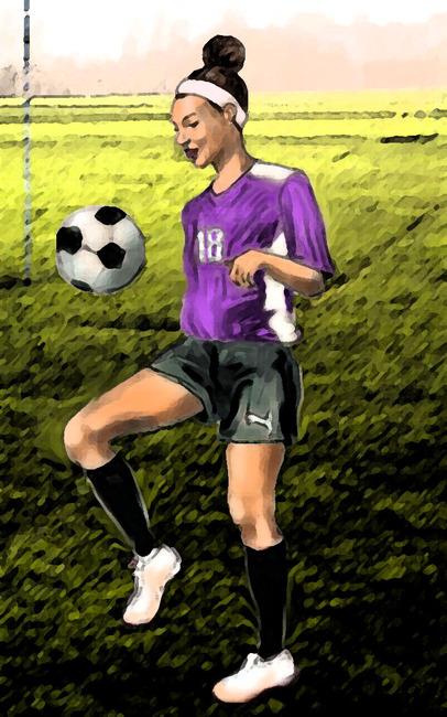 Soccer player (2)