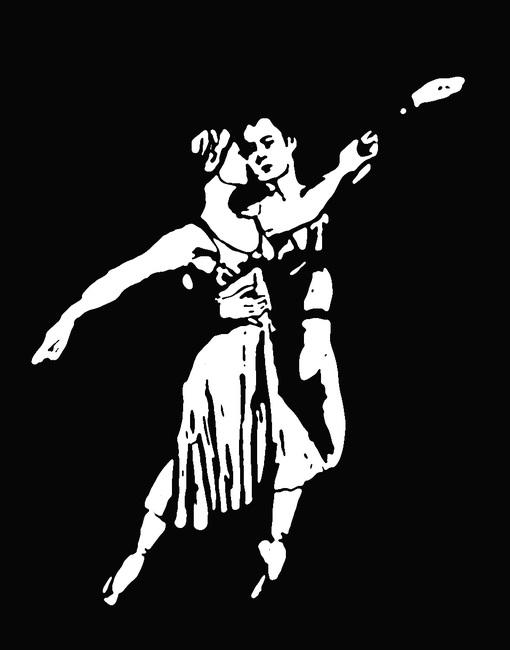 Dancing couple-2