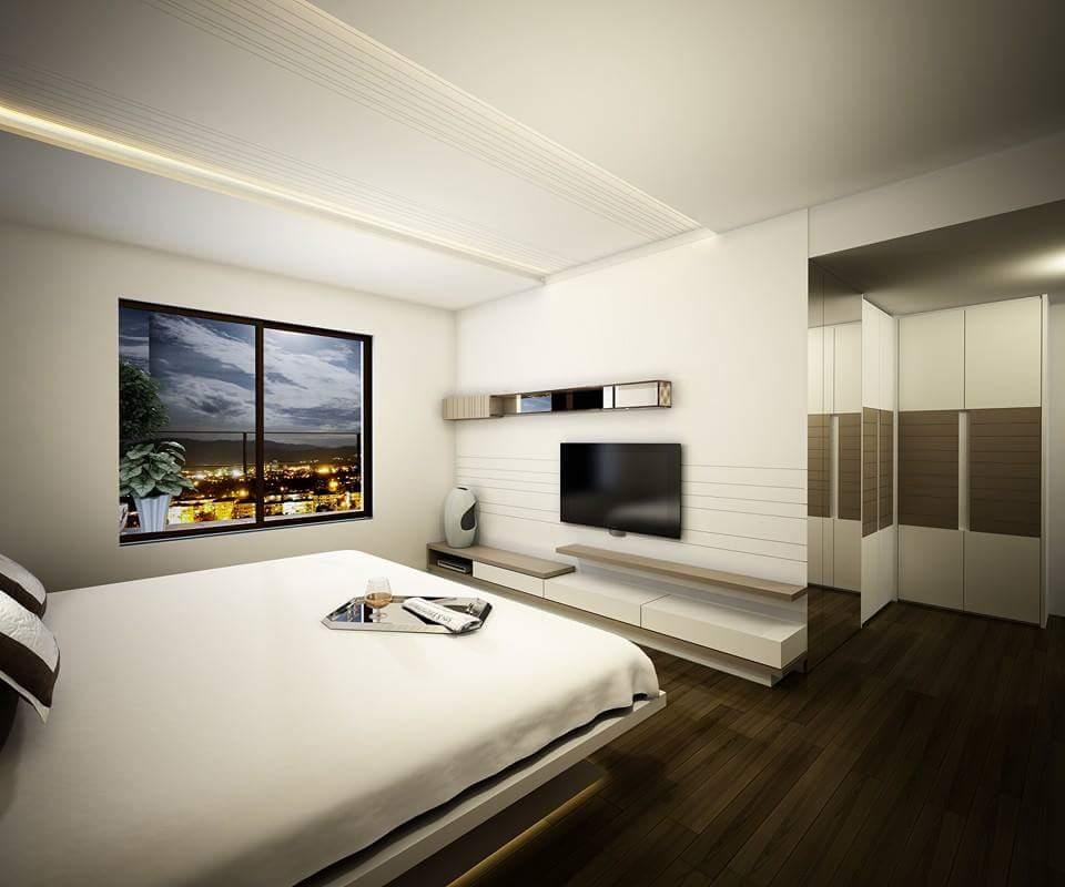 3d Interior Bedroom Design