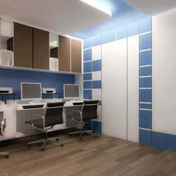 Office 3d Interior Cgi Design