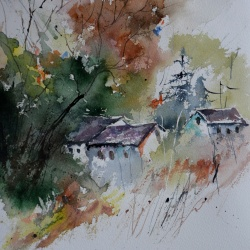 Watercolor 711041