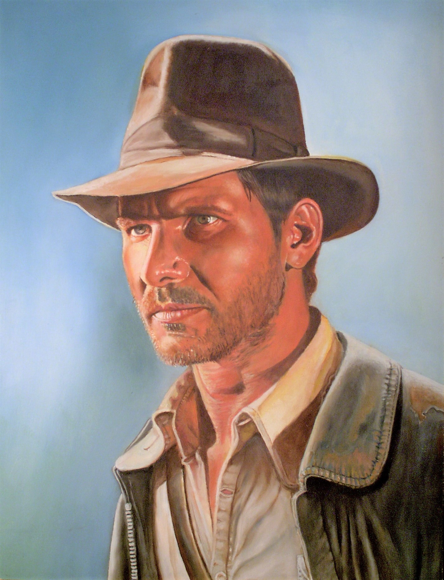 How Much Is An Oil Change >> Harrison Ford as Indiana Jones | oldman1948 | Foundmyself