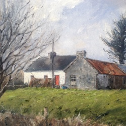 Old Cottage at Creegh North