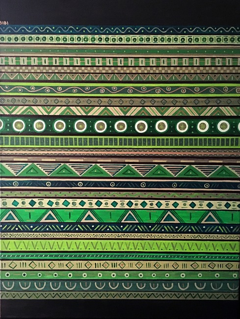 Patterns in Green