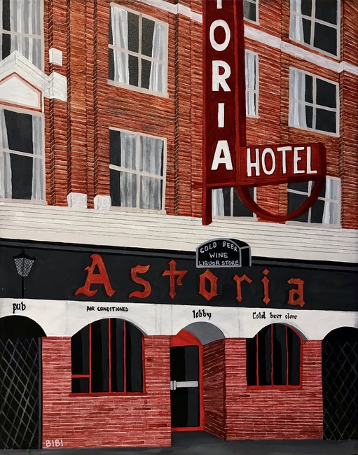 Astoria - a Different View