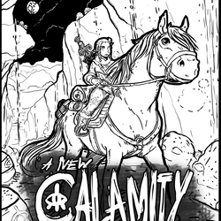 A New Calamity Chapter 1 Cover