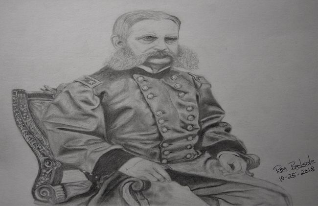 Major General Christopher C. Augur