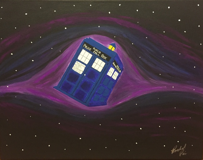Tardis in Space