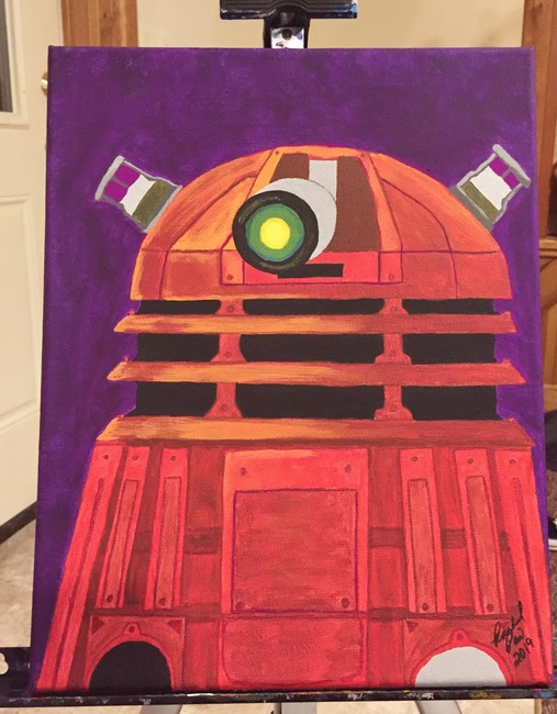 The Dalek/SOLD