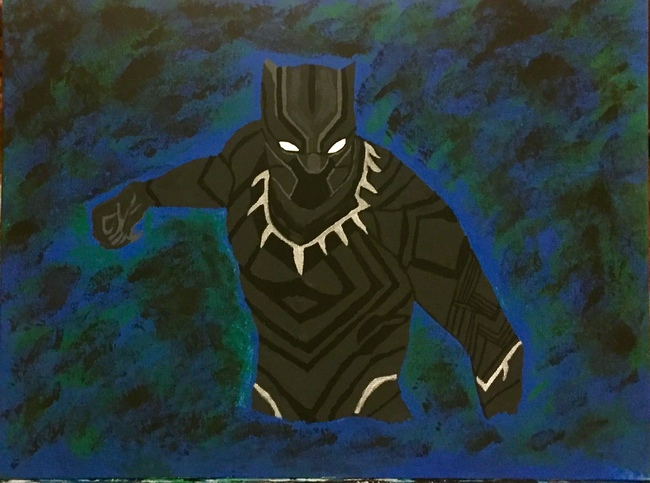The Black Panther/SOLD