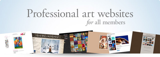 Reach art websites