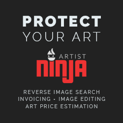 Artist Ninja - Online tools for professional artists