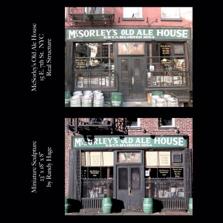 McSorley's Old Ale House comparison photos