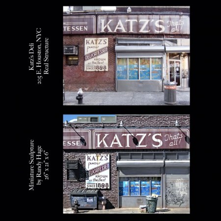 Katz's Deli comparison photos