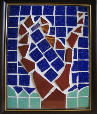 Stained Glass and mosaics
