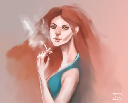 My digital paintings