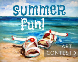 Art contest - Summer Fun