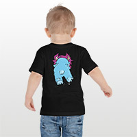 Design your own toddler children's t-shirt